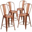 "24"" Bar Stool (Set of 4)"