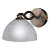 Caracella Pastille 1 Light Wall Sconce