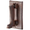 Castleton Home Best for Boots Door Knocker Wall Decor