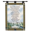 Manual Woodworkers & Weavers 23rd Psalm Tapestry and Wall Hanging