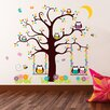 Home Loft Concept Owl Tree 2 Wall Sticker