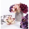 G Home Collection Luxury Silk Cymbidium Orchid Bouquet Flower Floral Arrangements