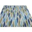 Zipcode Design Gloria Blue/Green Indoor/Outdoor Area Rug