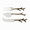 Hokku Designs Artisan 3 Piece Serving Set