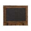 Loon Peak Coat Rack 2' x 2.5' Chalkboard