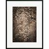 David & David Studio 'Ivy Shadows 2' by Laurence David Framed Graphic Art