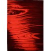 Bakero San Marino Hand-Tufted Red Area Rug