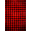 Bakero Casablanca Hand-Tufted Red Area Rug