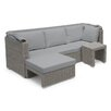 Home Loft Concept Hobart 3 Seater Sofa Set