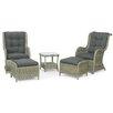 Home Loft Concept Hampton 2 Seater Sofa Set