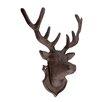 Alpen Home Deer Head Woodman Ridge Wall Décor