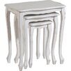 Castagnetti 3 Piece Nest of Tables