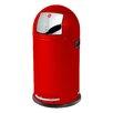 Hailo 35 Liter Mülleimer KickMaxx aus Metall