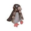 Alpen Home Heritage Penguin Polyester/Acrylic Mix Door Stop