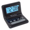 Westclox Clocks Bedside Digital LCD Alarm Clock