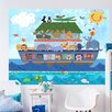 Oopsy Daisy Noah's Ark by Jill McDonald Wall Decal