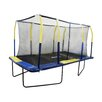 Home Loft Concept Upper Bounce 15' Rectangular Trampoline with Safety Enclosure