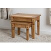 Alpen Home Boundary Ridge 2 Piece Nest of Tables
