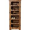 Baumhaus Heyford Rough Sawn Oak 24 Bottle Wine Rack