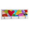 Hokku Designs Funart Wall Mounted Coat Rack