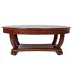 Wildon Home Aston Oval Coffee Table