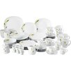 Wellco-Design 62 Piece Dinnerware Set