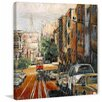 Marmont Hill 'Quiet Dawn in San Francisco' by Mica Art Print on Wrapped Canvas