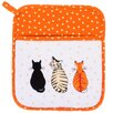 Ulster Weavers Cats in Waiting Potholder