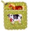 Ulster Weavers Jennies Farm Potholder