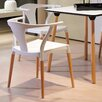 Makenna Solid Wood Dining Chair (Set of 2)