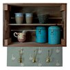 Tiffany Jayne Designs Single Apple Box Accent Shelf