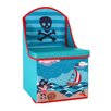 Castleton Home Pirate Design Children's Chair