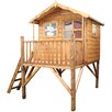 Home Essence Poppy Playhouse with Tower
