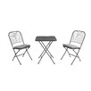 MWH Das Original Café Latte 2 Seater Bistro Set