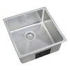 Belfry Kitchen Lydia 44cm X 44cm Undermount Kitchen Sink