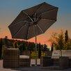 Schneider Schirme 2,7 m Sonnenschirm Blacklight