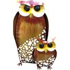 Castleton Home Statue Owl and Baby