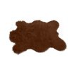 House Additions Pireo Brown Area Rug