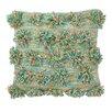 Dutch Decor Poms Cotton Cushion