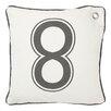 Dutch Decor Rudder Cotton Cushion