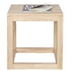 Woood Wout Solid Side Table