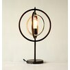 "Metal Ringed 23.8"" Table Lamp"