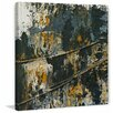 Marmont Hill 'Going Nowhere' by Emily Magone Painting Print on Wrapped Canvas