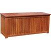 Hokku Designs Lindale Wood Cushion Bin