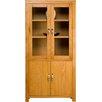 Hazelwood Home Lydney Display Cabinet