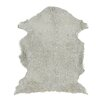 Now's Home Goat Skin Cabra Area Rug