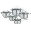 ELO Horizon 5 Piece Cookware Set