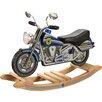 KidKraft Police Rockin' Motorcycle