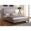 Homestead Living Hallcroft Upholstered Bed Frame