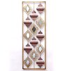 Burkina Home Decor Metallic Wall Décor